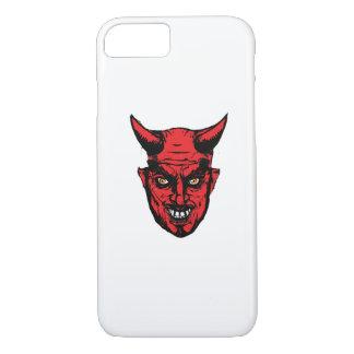 Funda Para iPhone 8/7 Regalo del diablo del horror de Halloween