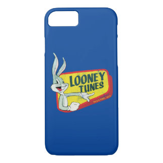Funda Para iPhone 8/7 Remiendo retro LOONEY del ™ TUNES™ de BUGS BUNNY