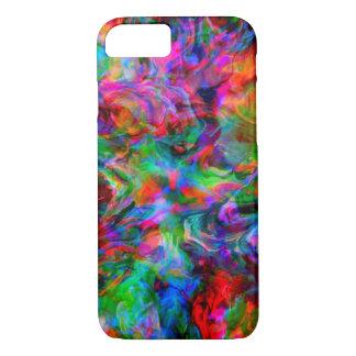 Funda Para iPhone 8/7 Remolino brillante psicodélico intenso del color
