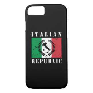 Funda Para iPhone 8/7 República italiana