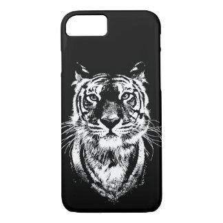 Funda Para iPhone 8/7 Retrato impresionante del gato de tigre. Fauna
