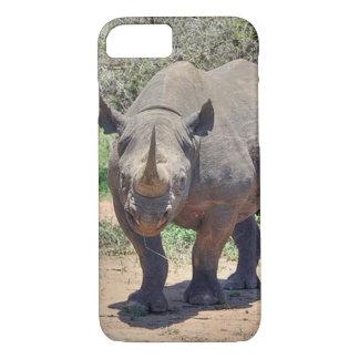 Funda Para iPhone 8/7 rinoceronte