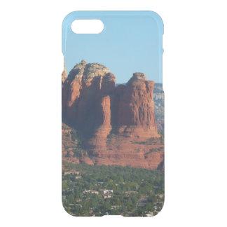 Funda Para iPhone 8/7 Roca I del pote del café en Sedona Arizona
