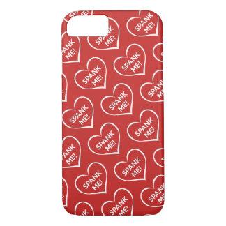 Funda Para iPhone 8/7 Rojo azóteme modelo del corazón del amor