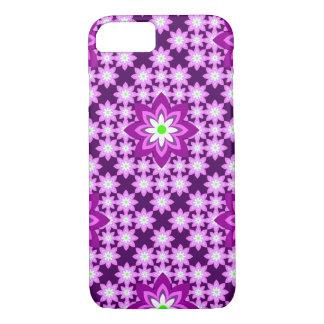 Funda Para iPhone 8/7 Rosa del batik de las flores
