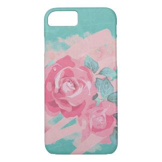Funda Para iPhone 8/7 Rosas del vintage