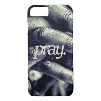 Funda Para iPhone 8/7 ruegue. por todo la impresión