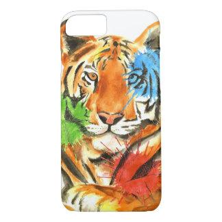 Funda Para iPhone 8/7 Salpicadura del tigre