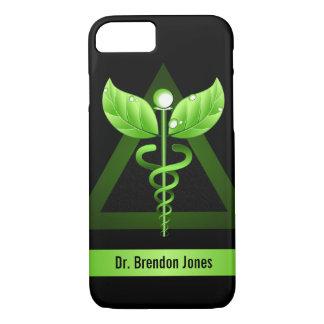 Funda Para iPhone 8/7 Salud holística de la terapia natural verde del