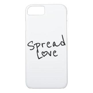 Funda Para iPhone 8/7 Separe el amor