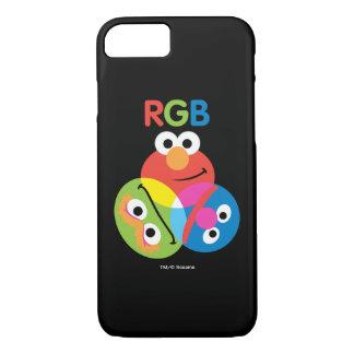 Funda Para iPhone 8/7 Sesame Street del RGB