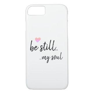 Funda Para iPhone 8/7 Siga siendo mi cubierta del teléfono del alma