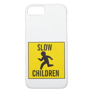 FUNDA PARA iPhone 8/7 SLOW-CHILDREN