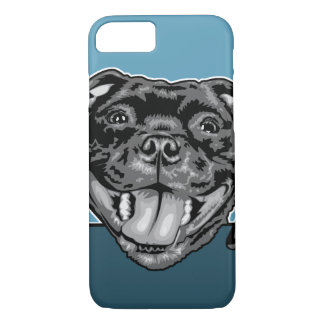 Funda Para iPhone 8/7 Smiler de Staffie - Staffordshire bull terrier
