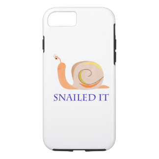 Funda Para iPhone 8/7 Snailed él
