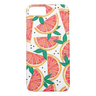 Funda Para iPhone 8/7 Sorpresa de la fruta cítrica