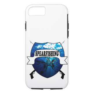 Funda Para iPhone 8/7 Spearfishing - Smartphone Case
