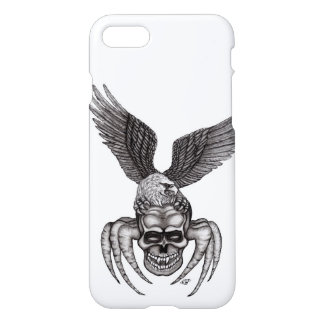 Funda Para iPhone 8/7 Spiderskull con Eagle