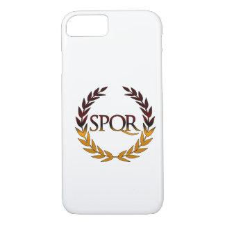 FUNDA PARA iPhone 8/7 SPQR