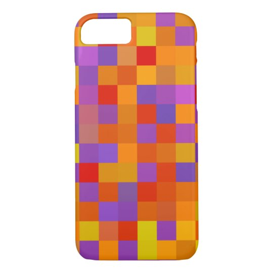 Funda Para iPhone 8/7 Square Autumm