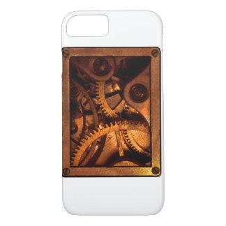 Funda Para iPhone 8/7 Steampunk adapta la caja del teléfono del