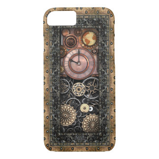 Funda Para iPhone 8/7 Steampunk elegante