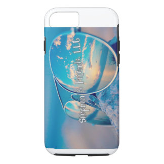 Funda Para iPhone 8/7 Stephon y caja del teléfono de las gafas de sol de