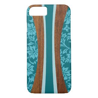 Funda Para iPhone 8/7 Tabla hawaiana de madera hawaiana de Laniakea