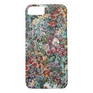 Funda Para iPhone 8/7 Tapicería floral