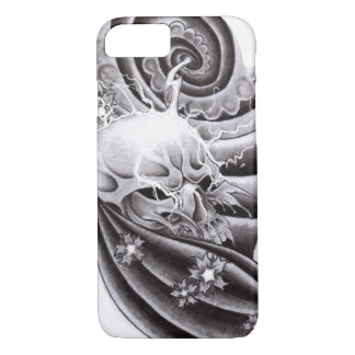 Funda Para iPhone 8/7 Tatuaje tradicional asiático - Iphone 8/7 caso