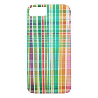 Funda Para iPhone 8/7 Tela escocesa de PixDezines malibu