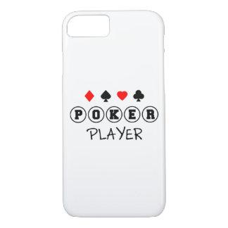 Funda Para iPhone 8/7 Teléfono del caso del jugador de póker