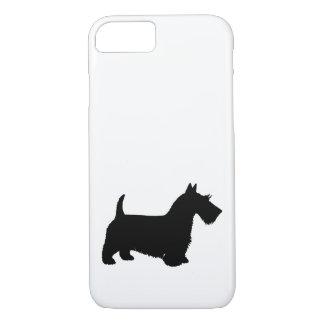 Funda Para iPhone 8/7 terrier escocés