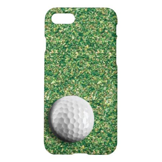 Funda Para iPhone 8/7 Tiempo del golf para poner