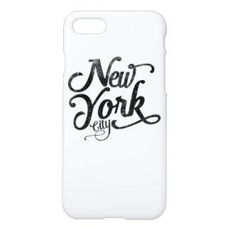 Funda Para iPhone 8/7 Tipografía de New York City