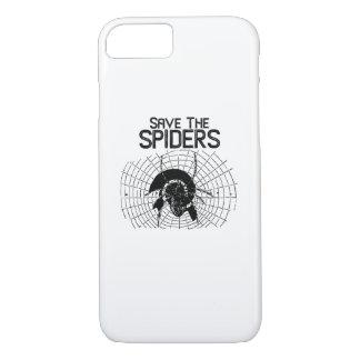 Funda Para iPhone 8/7 Traje del Web de arañas de la reserva de Halloween
