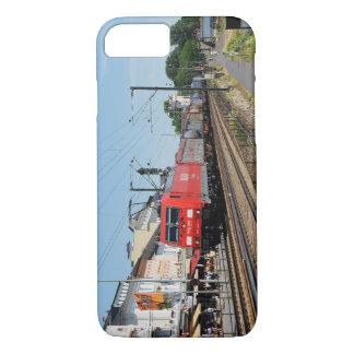 Funda Para iPhone 8/7 Tren de carga en hogar de grosero a la rin