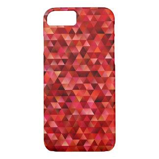 Funda Para iPhone 8/7 Triángulos sangrientos