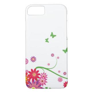 Funda Para iPhone 8/7 Un estampado de flores simple