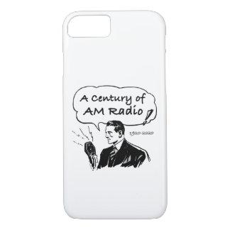 Funda Para iPhone 8/7 Un siglo de radio de la