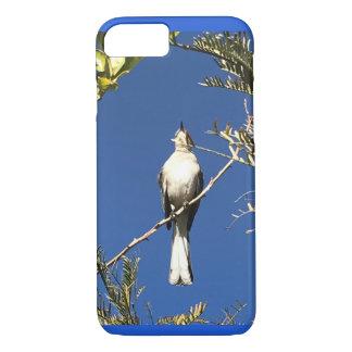Funda Para iPhone 8/7 Una imagen hermosa de un mockingbird.