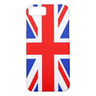 """FUNDA PARA iPhone 8/7 """"UNION JACK """""""