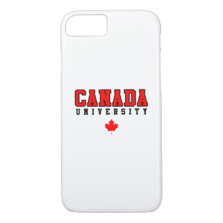 Funda Para iPhone 8/7 Universidad de Canadá