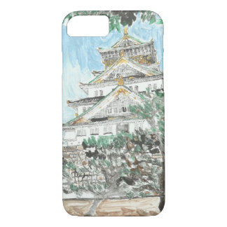 Funda Para iPhone 8/7 Uno de un caso bueno del iPhone del castillo de