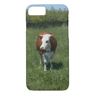 Funda Para iPhone 8/7 Vaca en el pasto