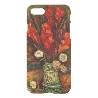 Funda Para iPhone 8/7 Van Gogh - florero con Gladiolas rojo