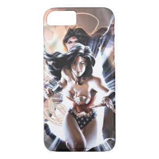 Funda Para iPhone 8/7 Variante cómica de la cubierta #609 de la Mujer