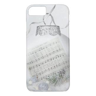 Funda Para iPhone 8/7 Villancico del navidad en nieve