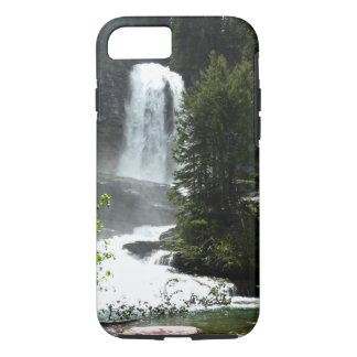 Funda Para iPhone 8/7 Virginia cae en el Parque Nacional Glacier