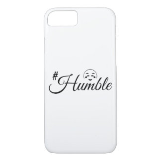 Funda Para iPhone 8/7 Vol. humilde 1,1